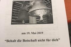 50 Jahre Glockenweihe