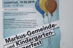 Gemeindefest Markus 2019